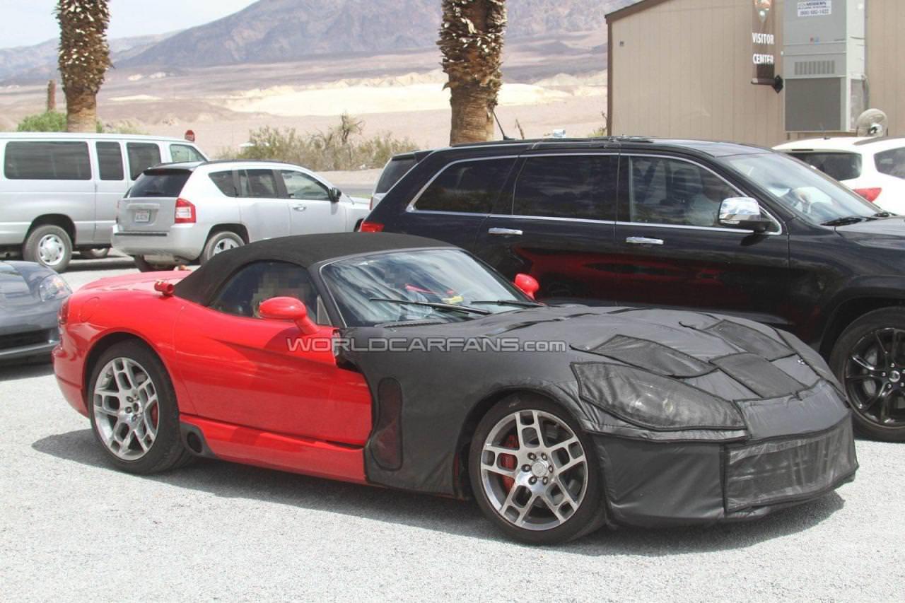 Spionaj. Dodge Viper 2013!