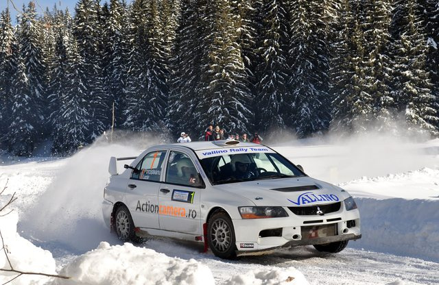 Vali Porcisteanu – Winter Rally Covasna 2012