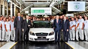 ŠKODA a stabilit un nou record de vânzări în 2011