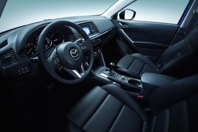 Noul SUV Mazda CX-5 va fi disponibil în România din primăvară