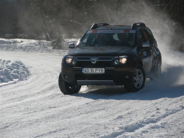Covasna Winter Rally, editia a 6-a