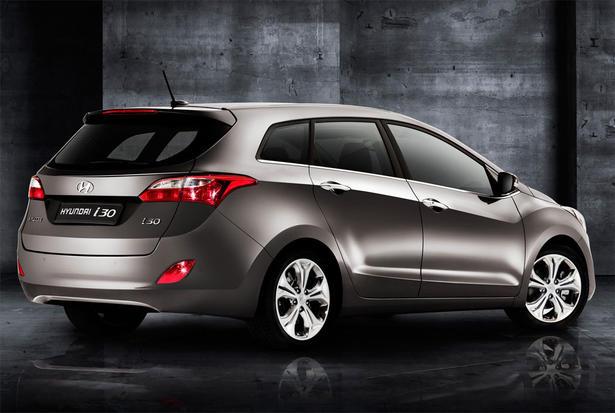 Geneva 2012: Hyundai i30 Wagon