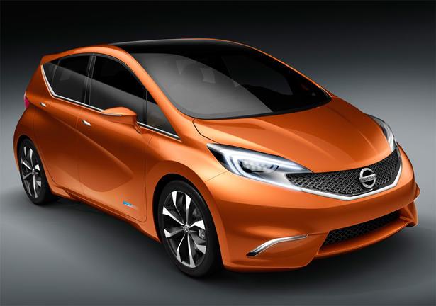 Nissan Concept la Salonul Auto de la Geneva 2012