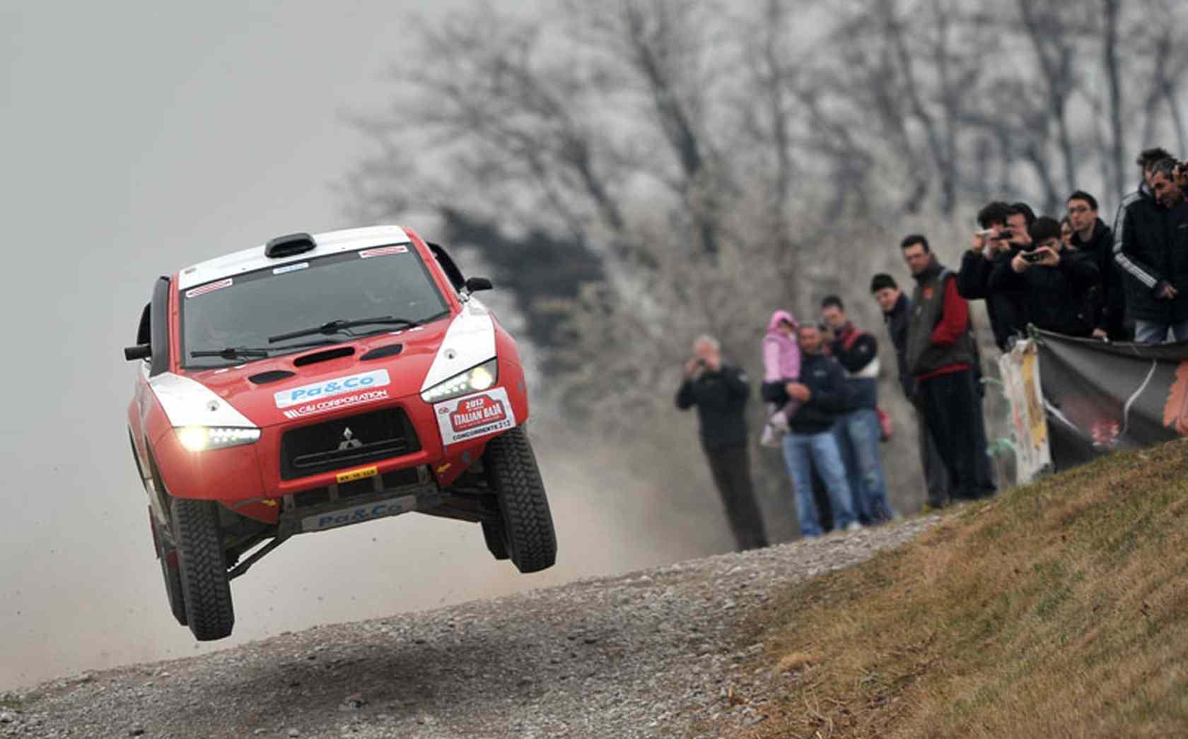 Echipajul Pa&Co Racing a inceput sezonul 2012 in forta