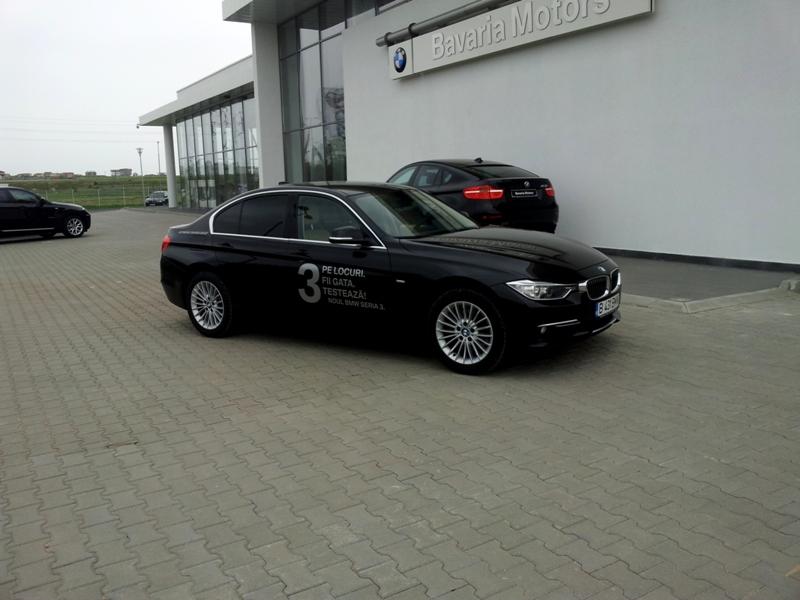 Drive-Test. BMW Seria 3 F30