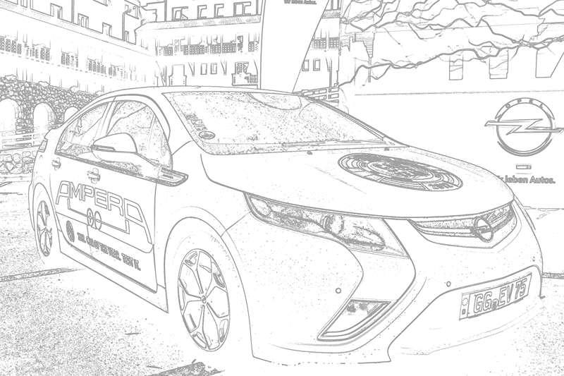 """Test Drive: Opel Ampera, """"Bun venit in viitor!"""""""