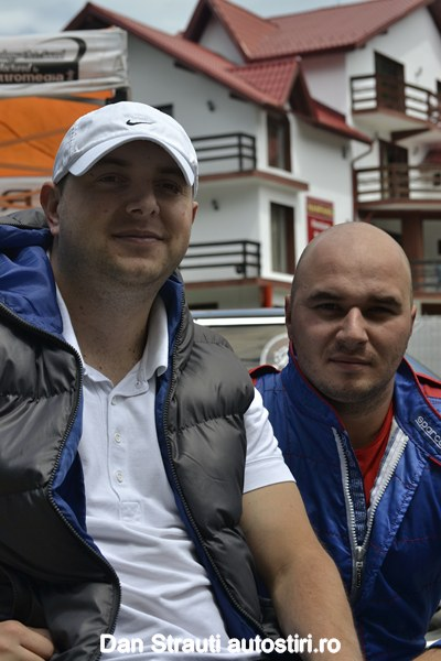 Taxi drift: Alex Kellu & Ciprian Lupu