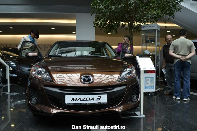 Mazda in studiul J.D. Power de satisfacţie a clienţilor din Germania