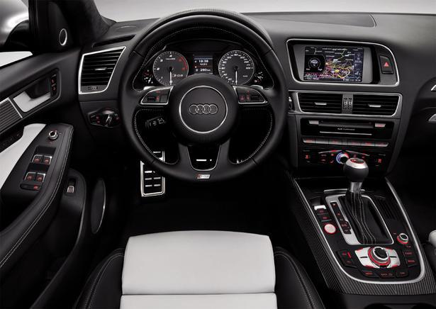 Noul Audi SQ5 TDI este primul modelul S, din istoria Audi, cu un motor diesel