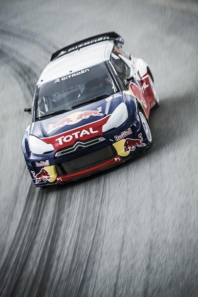 Loeb si modelul Citroën DS3 XL s-au impus in competitia de Rallycross din cadrul X Games
