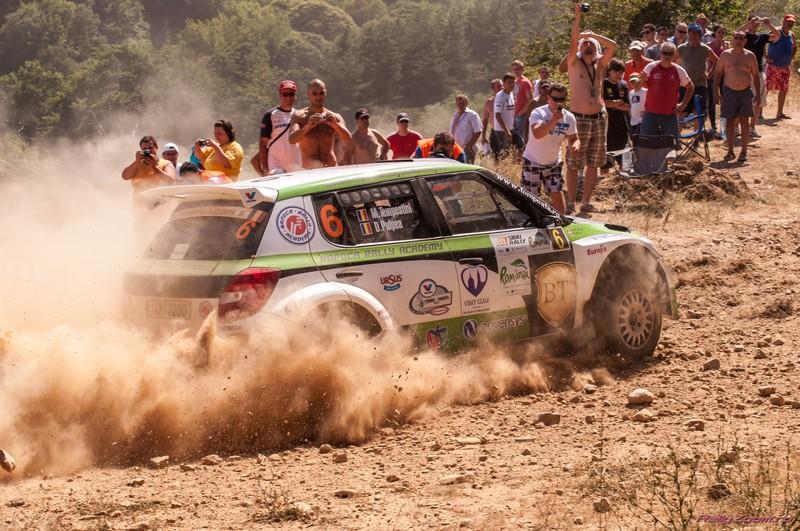 Napoca Rally Academy s-a clasat pe podium in intrecerea echipelor