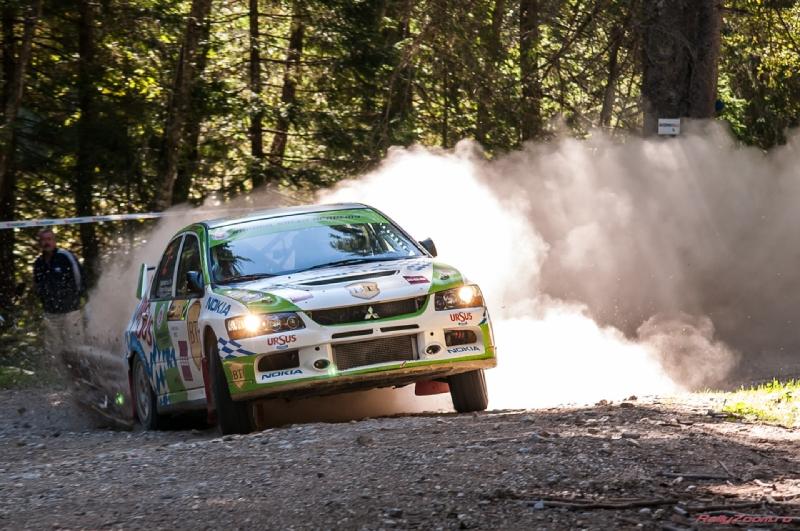 Raliul Tara Barsei: victorie binevenita pentru Napoca Rally Academy