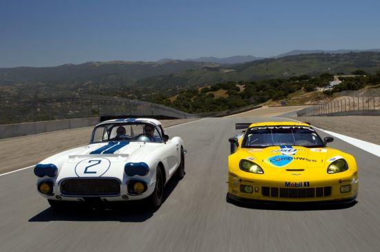 Evenimentul auto Rolex Monterey 2013: Corvette – în prim plan