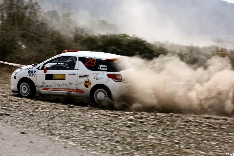 Raliul Tara Barsei: Citroën continua sirul de victorii in Romania