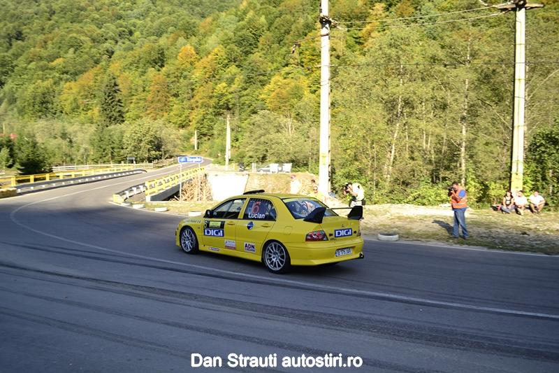 CNVC Dunlop 2012: Lucien Hora câştigă şi la Voina