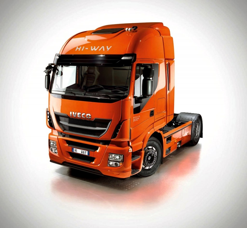 "Noul Iveco Stralis HI-WAY votat ""TRUCK OF THE YEAR 2013"""