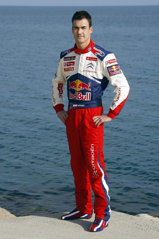 Dani Sordo revine la Citroën Total pentru sezonul 2013 din WRC