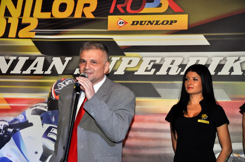 Forta si adrenalina la Gala Campionilor Dunlop Romanian Superbike