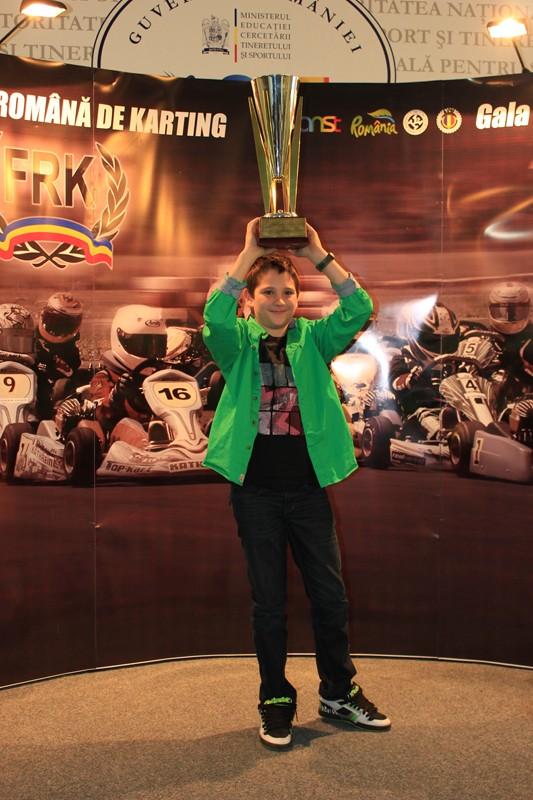 FRK: Gala Campionilor 2012