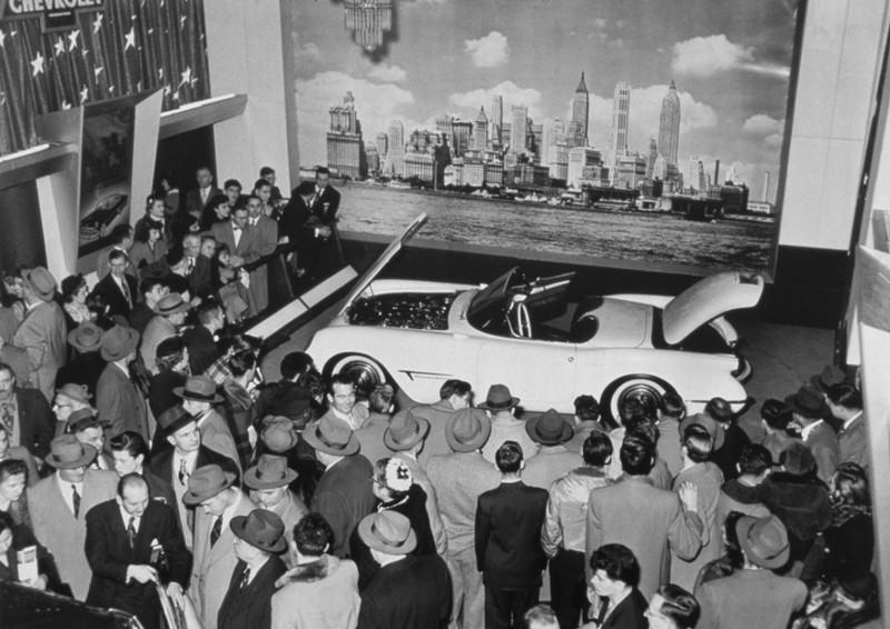 Corvette Stingray, soseşte la New York după 60 de ani de la debutul său la Salonul Auto Motorama