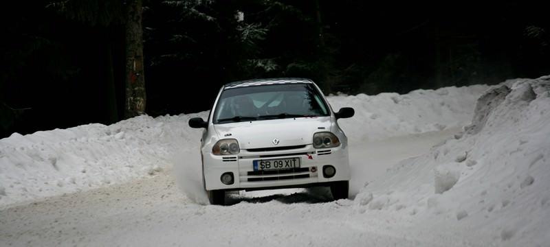 Covasna Winter Rally Kremsmueller: antrenament util pe zapada