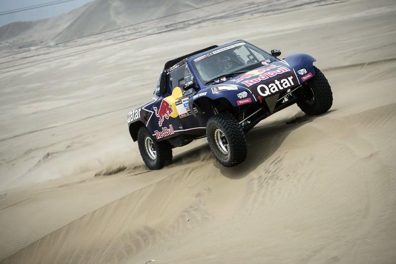 Nasser Al-Attiyah si Carlos Sainz au inceput deja pregatirile pentru Dakar 2014