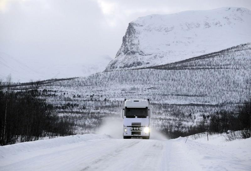 Noul Volvo FH, teste de calitate
