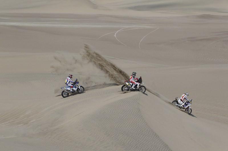 Raliul Dakar 2013, succes pe toate fronturile pentru MICHELIN