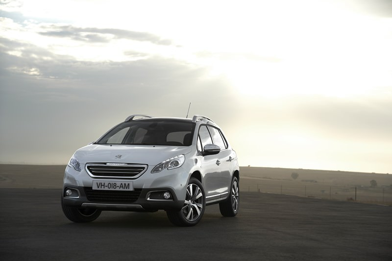 Geneva 2013: 2008 noul crossover Peugeot