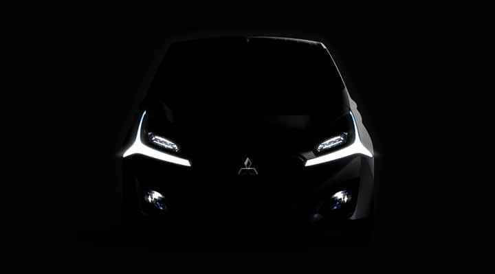Salonul Auto de la Geneva, Mitsubishi Motors prezintă două noi concepte: GR-HEV și CA-MiEV