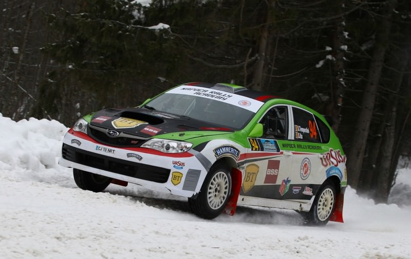 Echipa Napoca Rally Academy inscrisa oficial in ERC Production Cup