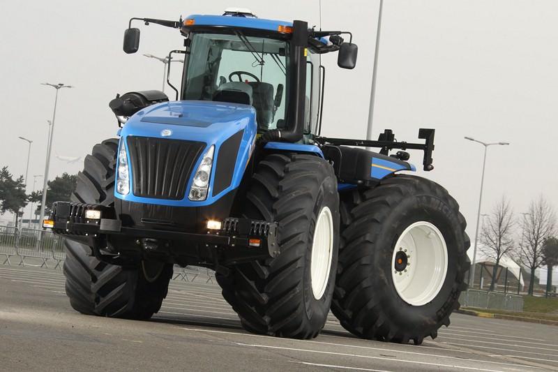 Michelin la SIMA – Inovaţie în favoarea agricultorilor