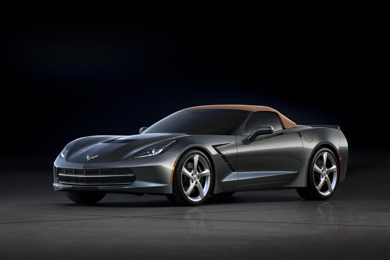 Chevrolet Corvette Stingray 2014, performanţă cu anvelopele MICHELIN
