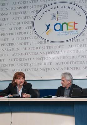 """Comunicat: """"Doamna Ministru Secretar de Stat Emilia-Carmen Tocală susține afilierea FRAS la FIA"""""""