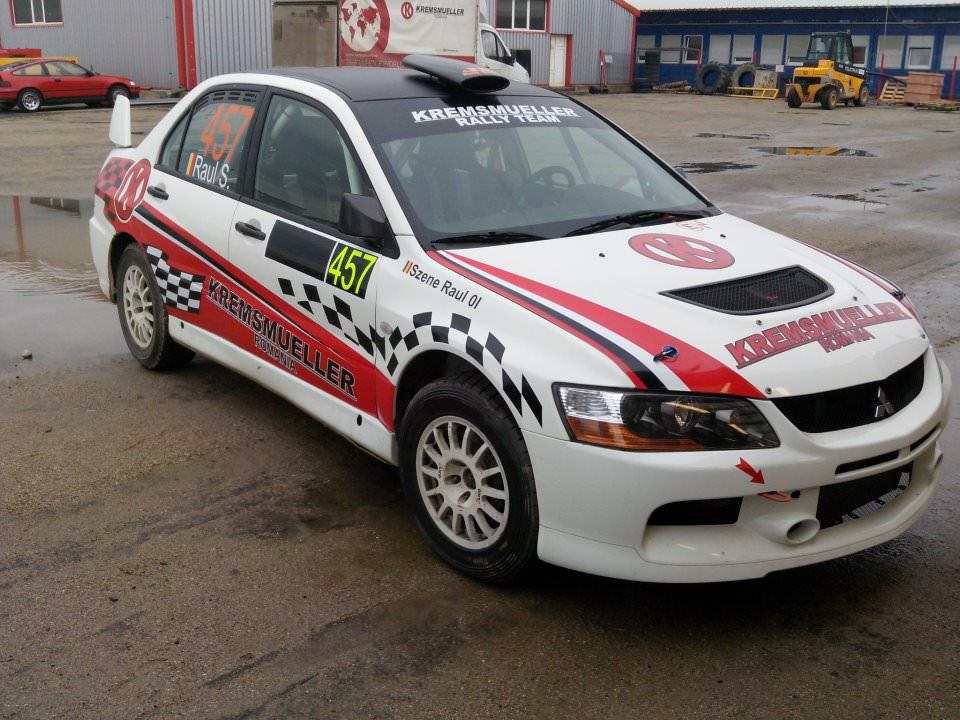 Kremsmueller Rally Team, la porţile motorsportului