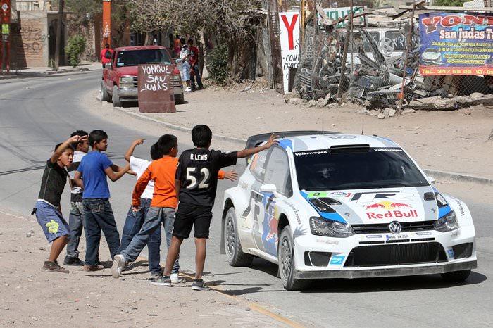Sebastien Ogier (VW Polo R) a câştigat Raliul Mexicului