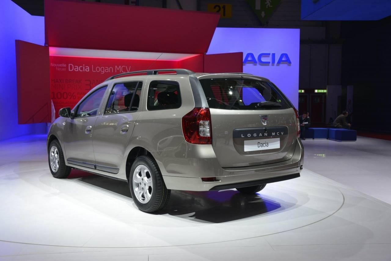 Dacia Logan MCV, cel mai accesibil break in Marea Britanie!