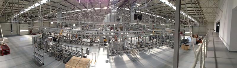 Daimler extinde reţeaua de producţie pentru autoturismele Mercedes-Benz