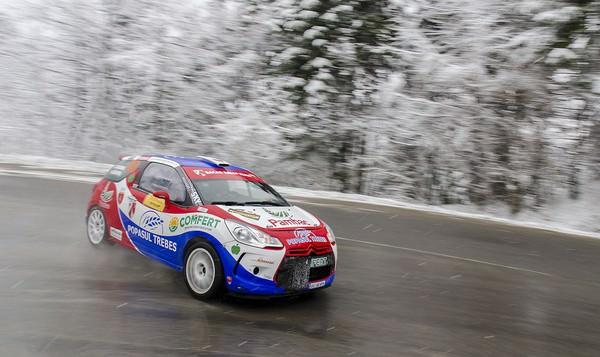 Bacau Rally Team ataca podiumurile la Timisoara