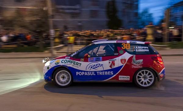 Bacau Rally Team a adunat puncte importante si la Timisoara