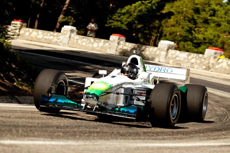 Campionul Hora, cel mai rapid in antrenamentele Marelui Premiu al Orasului Brasov