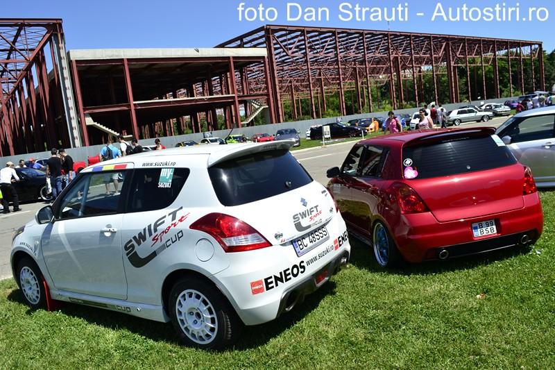Swift Sport Cup debutează la etapa Delta Rally