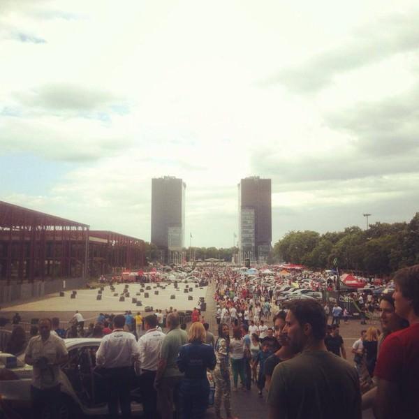 30.000 de vizitatori la Bucharest Wheels Arena 2013 Powered by Auto Total Business Show
