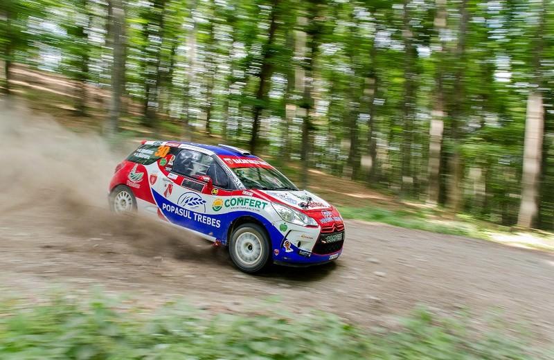Bacau Rally Team arunca navodul in Delta Dunarii