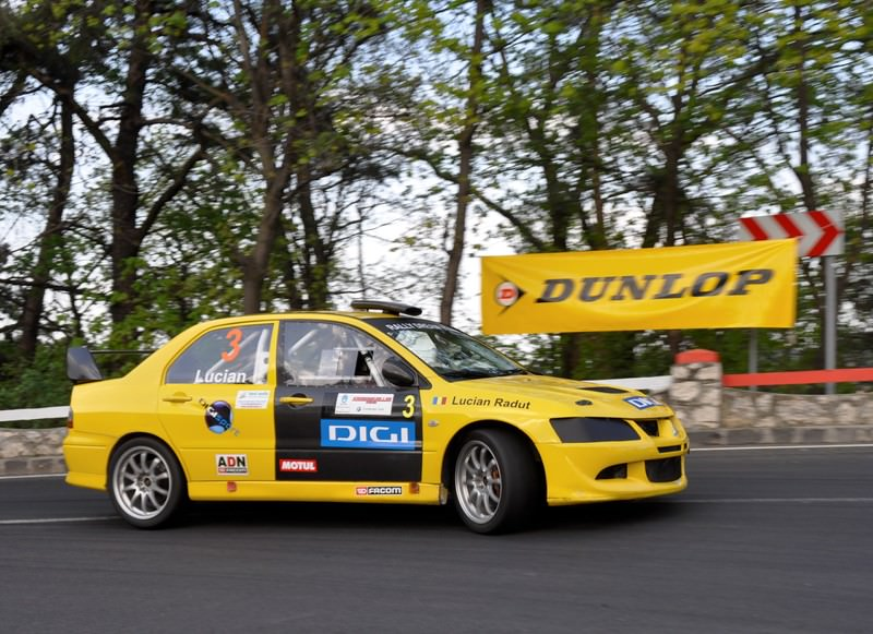 Start pe Transalpina, în CNVC Dunlop 2013