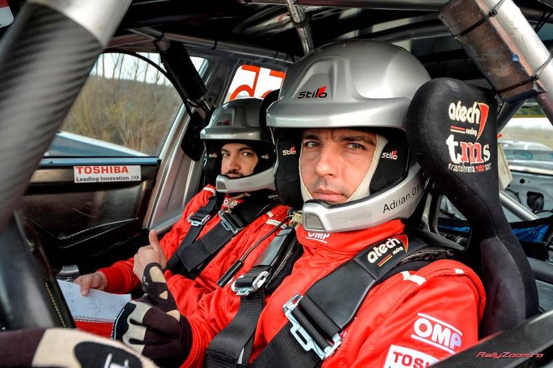 Adrian Drăgan și Vali Brădățeanu, Delta Rally – o nouă provocare
