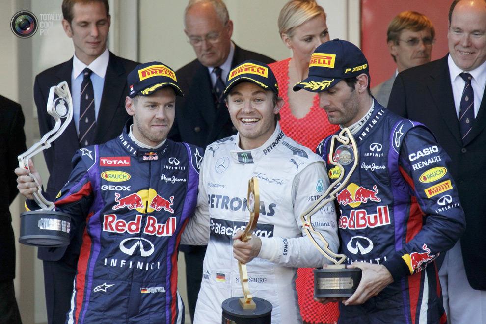 Formula 1 pe strazile Principatului Monaco