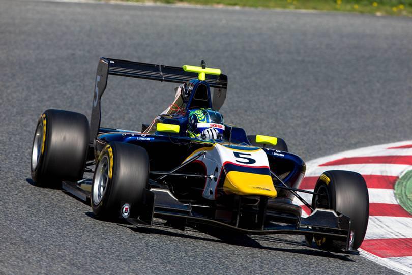 Robert Visoiu, noul sezon GP3 incepe la Barcelona