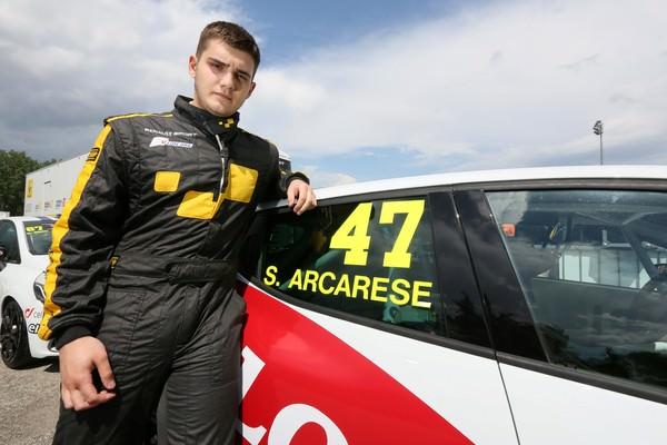 Salvatore Arcarese va pleca de pe pozitia a opta in prima cursa