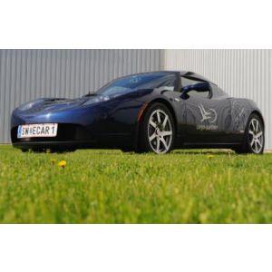 TIBCO 2013 – cargo-partner prezintă roadster-ul electric Tesla!
